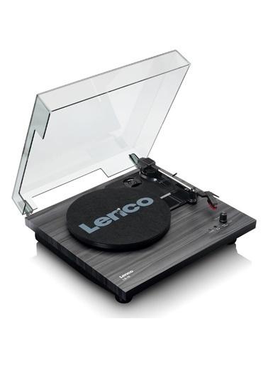 Lenco LS-10 BK Siyah Pikap Plak Çalar Siyah